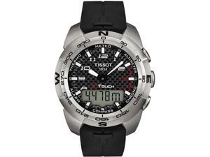Tissot T-Touch Mens Quartz Titanium Watch