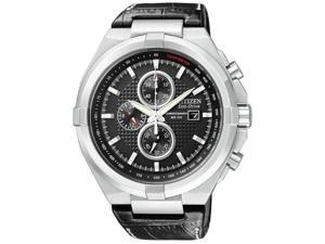 Citizen Eco-Drive Chronograph Mens Watch CA0011-06E