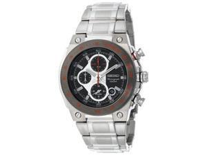 Seiko Alarm Chronograph Mens Watch SNAD55