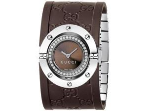GUCCI 112 THE TWIRL LADIES WATCH YA112428