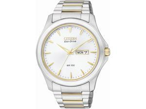 Citizen Eco-Drive Dress Mens Watch BM8484-50A