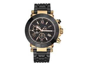 Guess Collection Black IP Mens Watch G47000G1