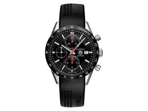 Tag Heuer Carrera Mens Chrono Auto Stainless Steel