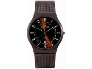 Skagen Titanium Mens Watch 233XLTMD