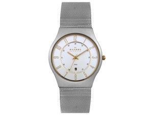Skagen Steel Mesh Mens Watch 233XLSGS
