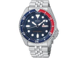 Seiko Diver Mens Automatic Stainless Steel Watch