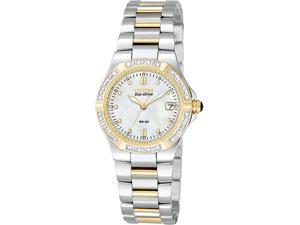 Citizen Riva Eco Drive Ladies Diamonds SS