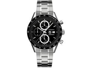 Tag Heuer Carrera Mens Chrono Auto SS