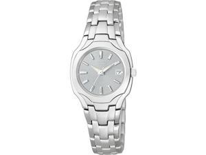 Citizen Women's Eco-Drive Silhouette Stainless Steel