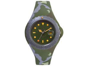 Toy Watch Jelly Army Hunter Green Camo JYA01HG