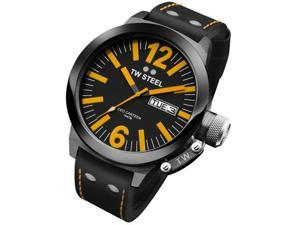 TW Steel CEO Canteen 45 MM Black Dial Mens Watch CE1027