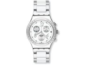 Swatch Dreamwhite Mens Watch YCS511G