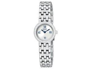 Citizen Eco-Drive Silhouette Crystal Ladies Watch EW9800-51A