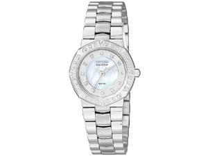 Citizen Sport Diamond Eco Drive Ladies SS