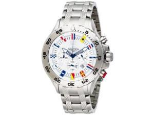 Nautica Mens NST Chronograph Bracelet Watch N20503G