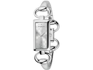 Gucci Tornabuoni Diamond Ladies Watch YA119507