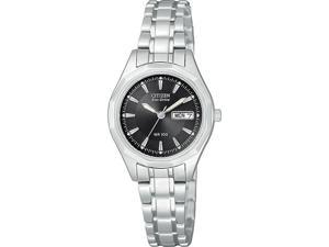 Citizen Eco-Drive Ladies Stainless Steel
