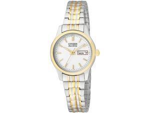 Citizen Ladies' Eco-Drive Flexible Band watch #EW3154-90A