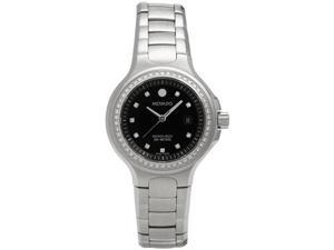 Movado Series 800 stainless steel Diamond Ladies watch 2600054