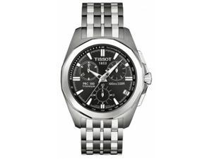 Tissot's Men's PRC 100 Titanium Chronograph watch #T008.417.44.061.00