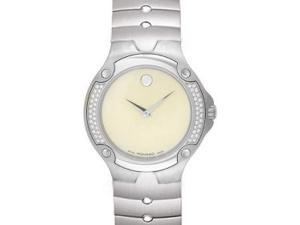 Movado Sport Edition Diamond Ladies Watch 0604735R