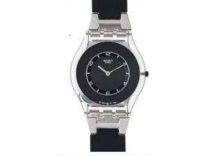 SWATCH PURE BLACK WATCH SFK116