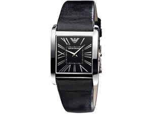 Emporio Armani Slim Leather Mens Watch AR2007