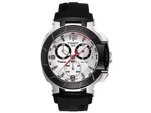 Tissot T-Race Mens Chrono Quartz Stainless Steel