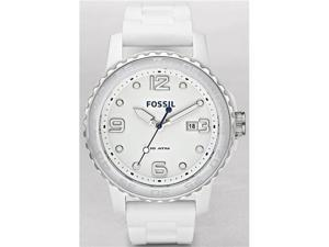 Fossil Silicone Ceramic Ladies Watch CE5002-F