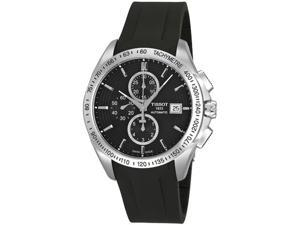 Tissot Veloci-T Mens Chrono Quartz Stainless Steel