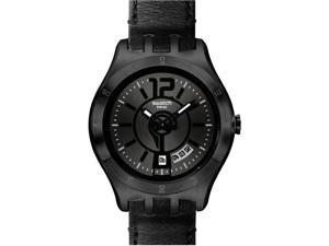 Swatch Irony In a Stately Mode Black Dial Men's watch #YTB400