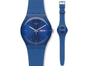 Swatch Cobalt Rebel Unisex Watch SUON701