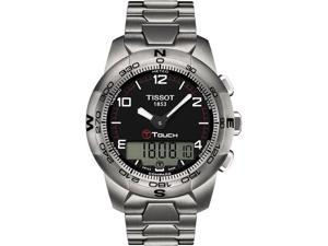 Tissot T-Touch II Titanium   Mens Watch T0474204405700
