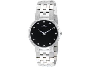 Movado Faceto Mens Watch 0606237