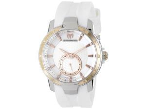 Technomarine UF6 White Dial Ladies Watch 610009
