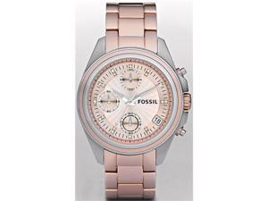 Fossil Decker Boyfriend   Aluminum Ladies Watch   ES2915