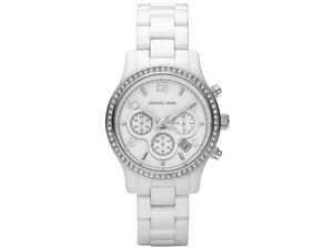 Michael Kors White Ceramic Ladies Watch MK5469