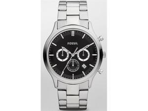 Fossil Ansel Chrono Quartz Stainless Steel Watch