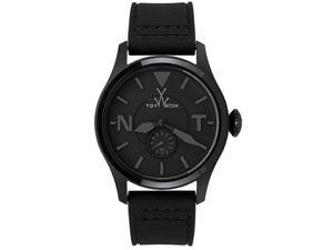 ToyWatch Toy2Fly Monochrome   Black Mens Watch TTF09BK