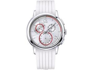 Calvin Klein CK Drive Chronograph Mens Watch K1V27938