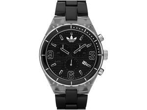 Adidas Cambridge Black Dial Unisex Watch #ADH2542