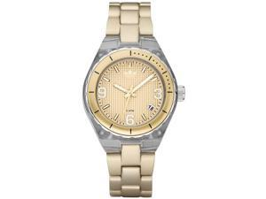 Adidas Originals Aluminum Cambridge Gold-tone Dial Women's watch #ADH2537