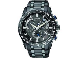 Citizen Eco-Drive Perpetual Chrono AT Mens Watch AT4007-54E