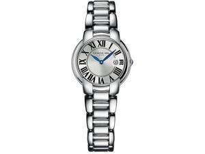 Raymond Weil Jasmine Silver Dial Stainless Steel Ladies Watch 5229-ST-00659