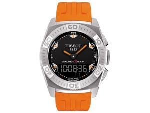 Tissot Racing Touch Chronograph Orange Rubber Mens Watch T0025201705101