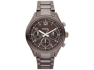 Fossil Flight Brown Ion Chronograph Ladies Watch CH2811