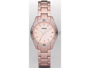 Fossil Stella Mini Blush Aluminum Ladies Watch ES2927