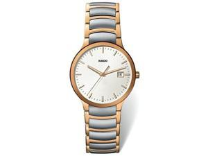 Rado Centrix Rose Gold-Tone Mens Watch R30554103