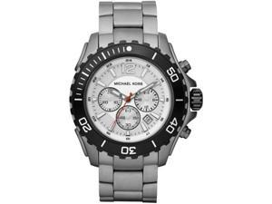 Michael Kors Titanium Chronograph Mens Watch MK8230