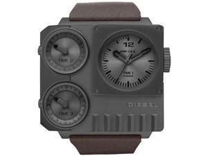 Diesel SBA 3 Time Zone Mens Watch DZ7249